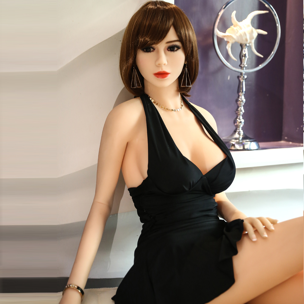 Sex Doll Angie 165cm Medium Bust Realistic TPE Doll - EU