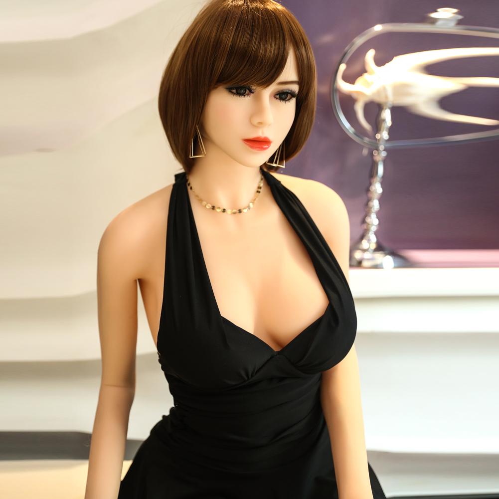 Sex Doll Ada 165cm Medium Bust Realistic TPE Doll - EU Sex
