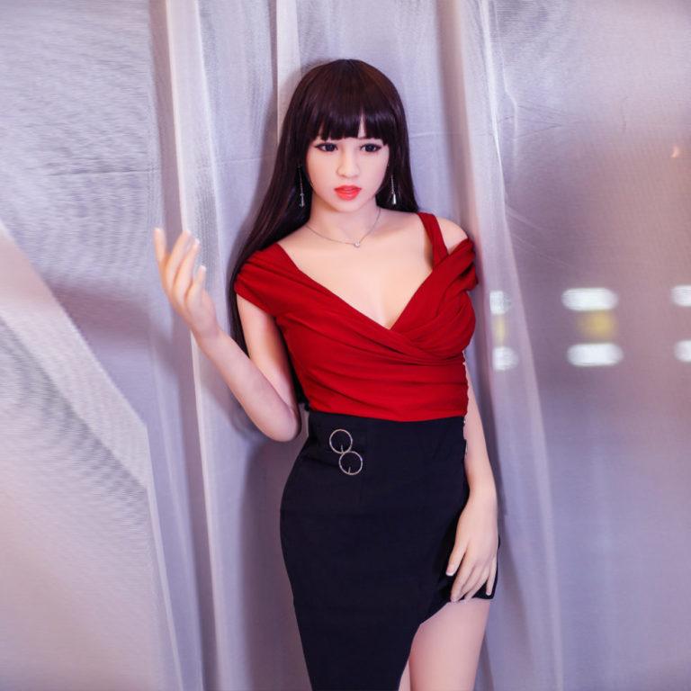 Sex Doll Margaret 165cm Big Bust Realistic TPE Doll - EU