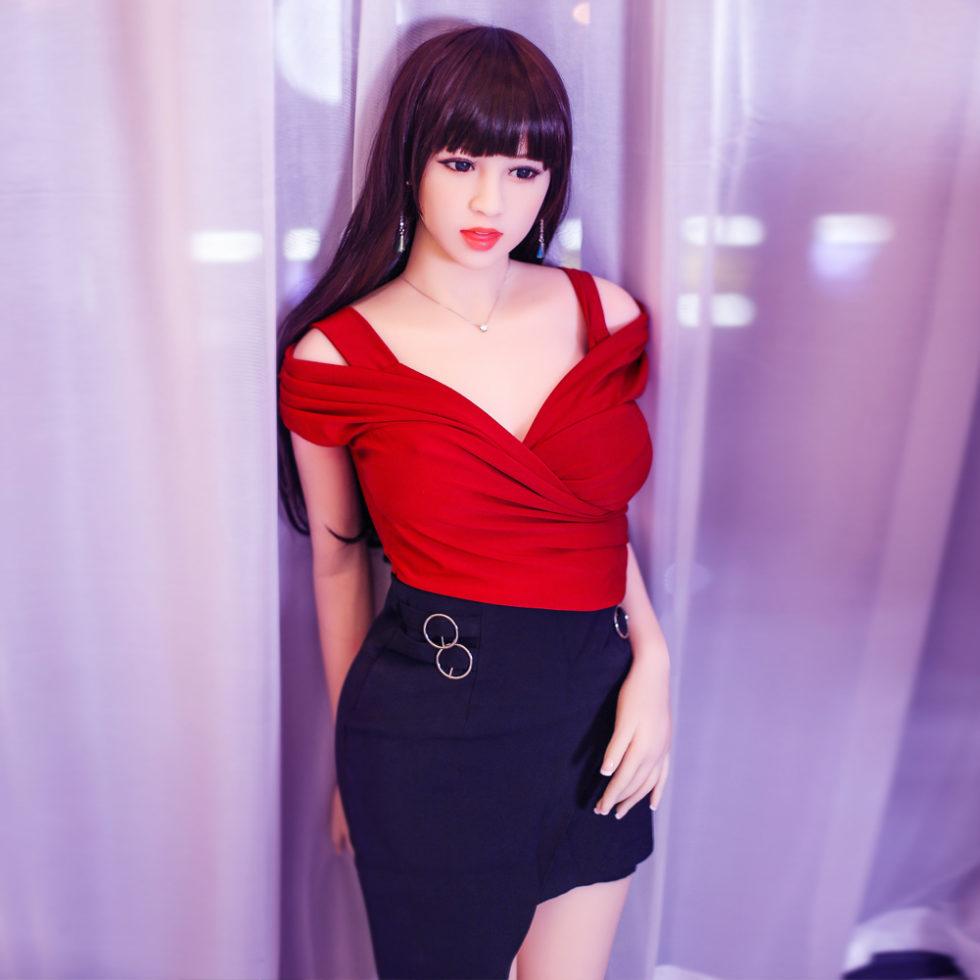Sex Doll Aiko 165cm Medium Bust Realistic TPE Doll - EU